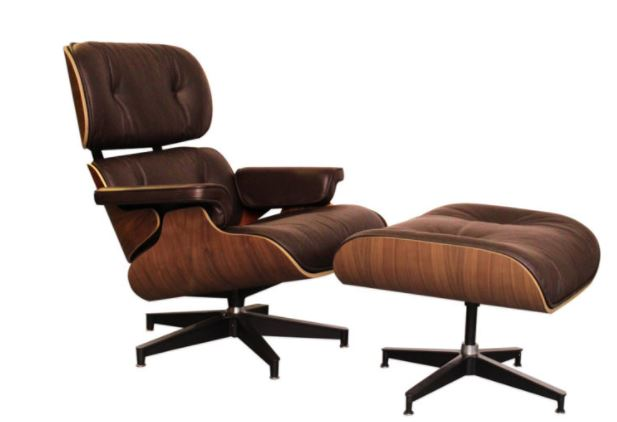Eames Lounge Stoel Replica.Eames Lounge Chair Reproduction Uk